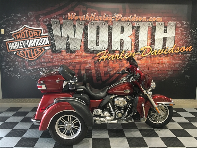 2009 Harley-Davidson Tri Glide Ultra Classic at Worth Harley-Davidson
