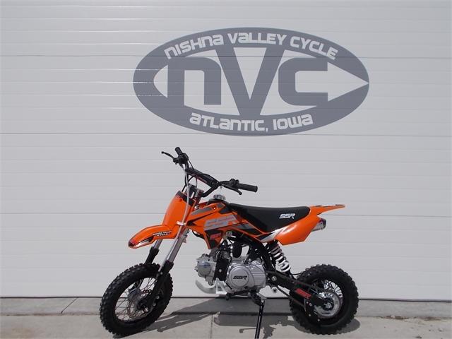 2021 SSR Motorsports SR110 DX at Nishna Valley Cycle, Atlantic, IA 50022