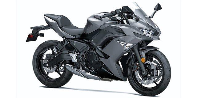 2021 Kawasaki Ninja 650 Base at Shreveport Cycles