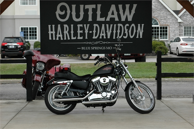 2013 Harley-Davidson XL1200V at Outlaw Harley-Davidson