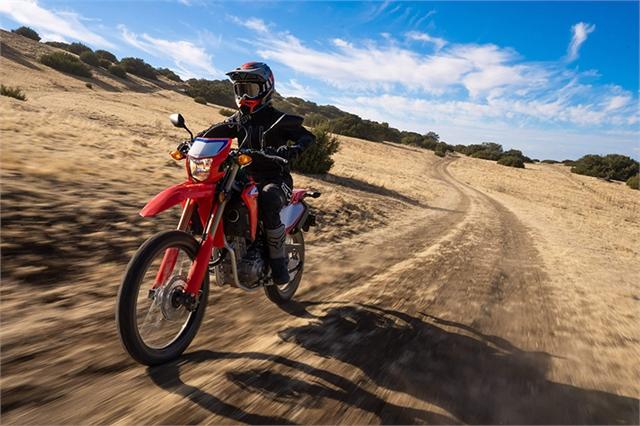 2021 Honda CRF 300L Rally ABS at Interstate Honda