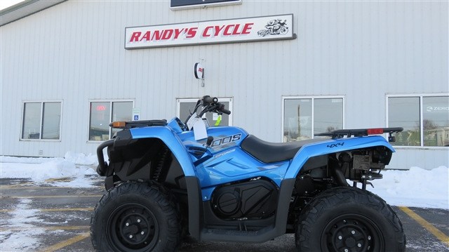 2018 CF MOTO CF400AU CFORCE 400 ! at Randy's Cycle, Marengo, IL 60152