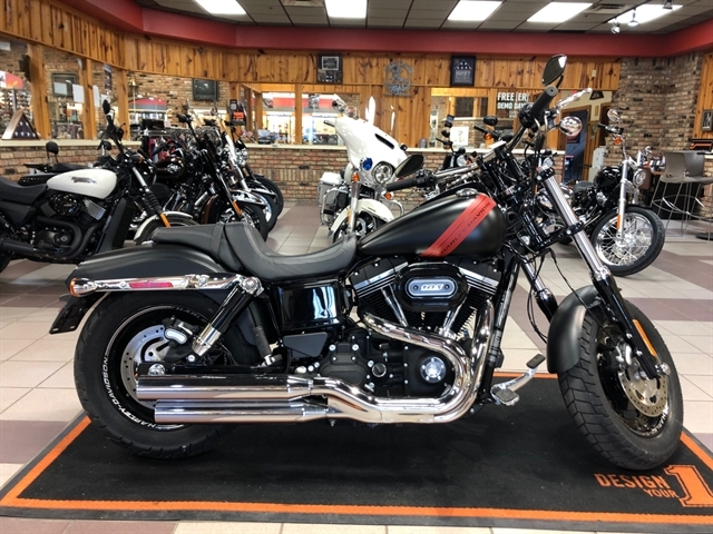 2016 Harley-Davidson Dyna Fat Bob at High Plains Harley-Davidson, Clovis, NM 88101