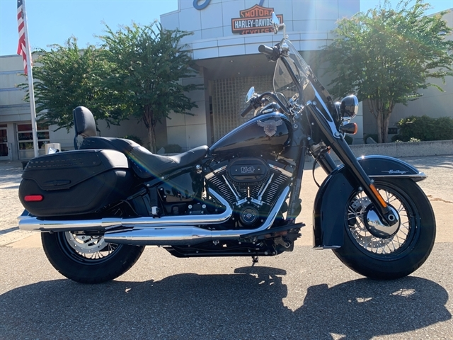 2018 Harley-Davidson Softail Heritage Classic 114 at Bumpus H-D of Jackson