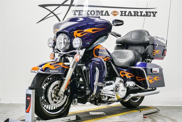 2012 Harley-Davidson Electra Glide Ultra Limited at Texoma Harley-Davidson