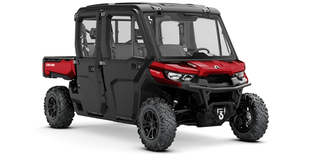 2019 Can-Am™ Defender MAX XT HD10 Cab at Power World Sports, Granby, CO 80446
