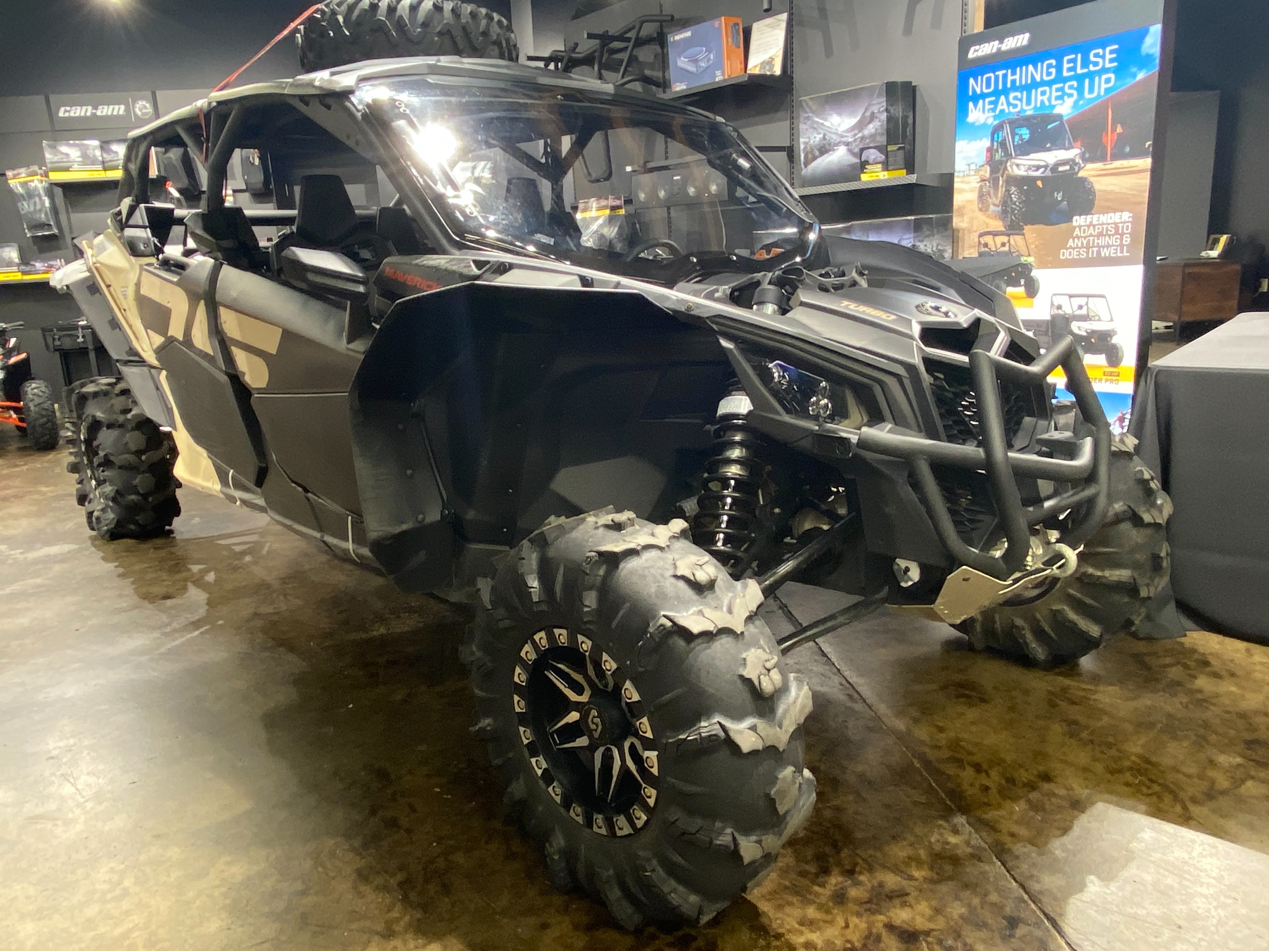 2021 Can-Am Maverick X3 MAX DS TURBO at Sloans Motorcycle ATV, Murfreesboro, TN, 37129