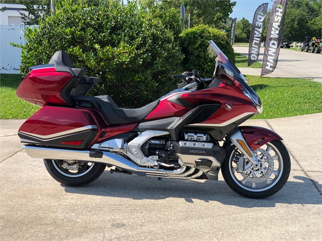 2021 Honda Gold Wing Tour Airbag Automatic DCT at Powersports St. Augustine