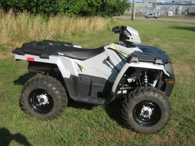 2018 Polaris 450 Sportsman EPS at Brenny's Motorcycle Clinic, Bettendorf, IA 52722