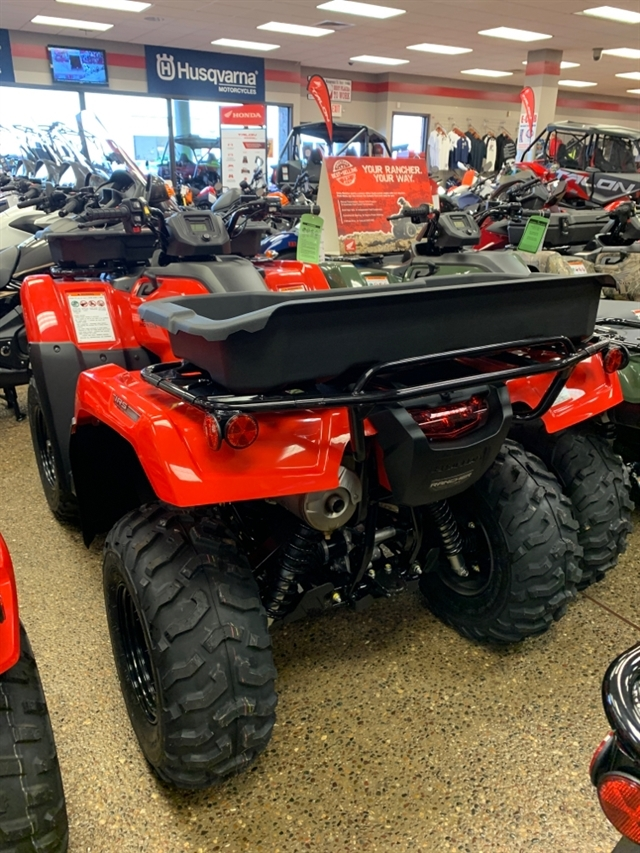 2020 Honda FourTrax Rancher 4X4 Automatic DCT IRS at Mungenast Motorsports, St. Louis, MO 63123