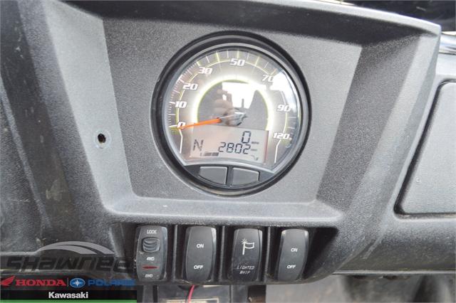 2012 Arctic Cat Wildcat 1000i HO at Shawnee Honda Polaris Kawasaki