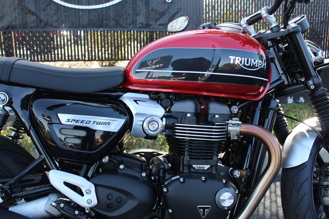 2020 TRIUMPH SPEED TWIN SPEED TWIN at Tampa Triumph, Tampa, FL 33614