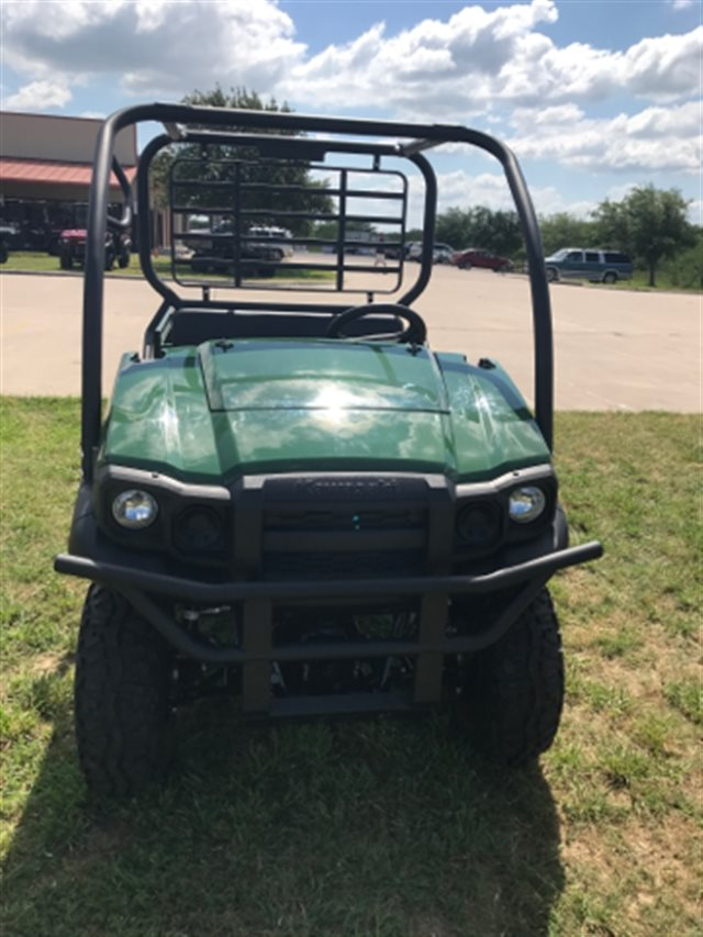 2019 Kawasaki Mule SX FI 4x4 at Dale's Fun Center, Victoria, TX 77904