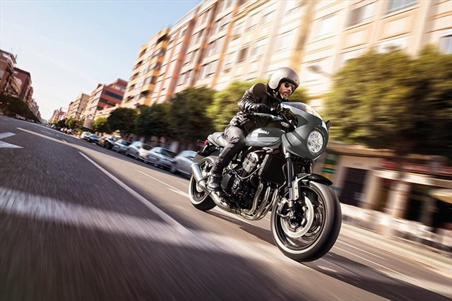 2021 Kawasaki Z900RS Cafe at Wild West Motoplex