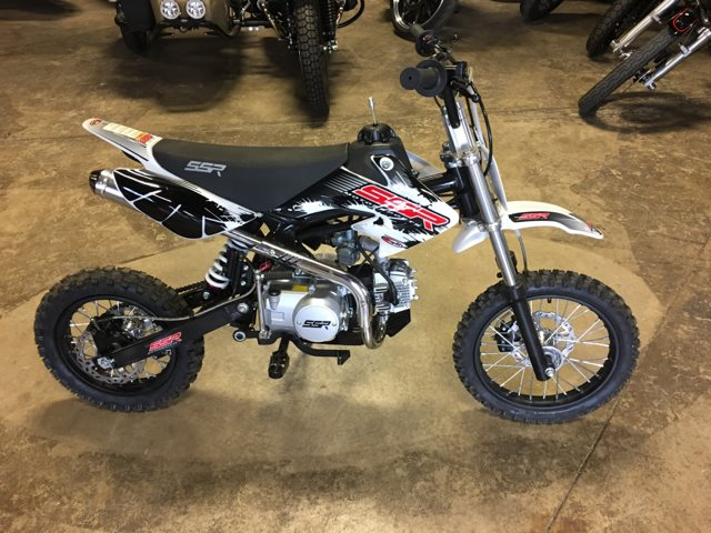 2018 SSR Motorsports SR125 Base at Randy's Cycle, Marengo, IL 60152