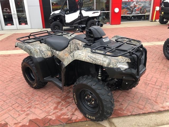 2016 HONDA RANCHER 420 4X4 ES 4X4 ES at Genthe Honda Powersports, Southgate, MI 48195