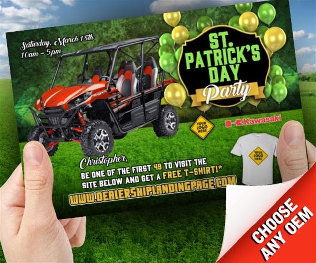 2018 WINTER St. Patrick's Day Powersports at PSM Marketing - Peachtree City, GA 30269