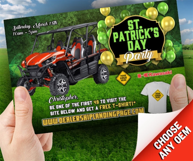 2018 WINTER St. Patrick's Day Powersports at PSM Marketing - Peachtree City, GA 30269