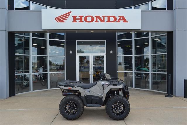 2021 Polaris Sportsman 570 Base at Shawnee Honda Polaris Kawasaki