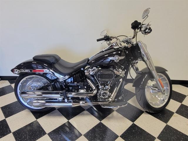2021 Harley-Davidson Cruiser Fat Boy 114 at Deluxe Harley Davidson