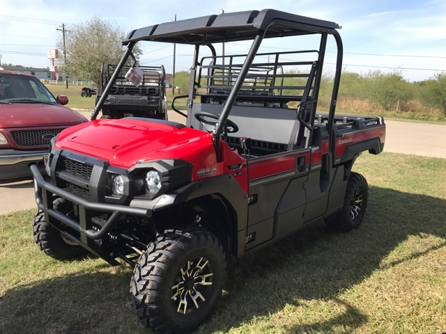 2020 Kawasaki Mule PRO-FX EPS LE at Dale's Fun Center, Victoria, TX 77904