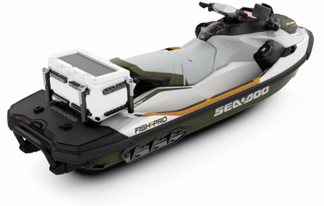 2019 Sea-Doo FISH PRO 155 w/ IBR & Sound System at Lynnwood Motoplex, Lynnwood, WA 98037