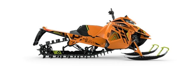 2022 Arctic Cat M 8000 Hardcore Alpha One 154 30 at Harsh Outdoors, Eaton, CO 80615