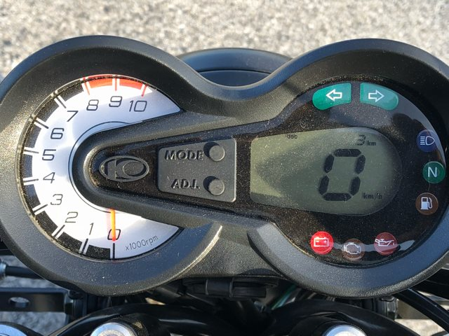 2018 KYMCO Spade 150 at Thornton's Motorcycle - Versailles, IN