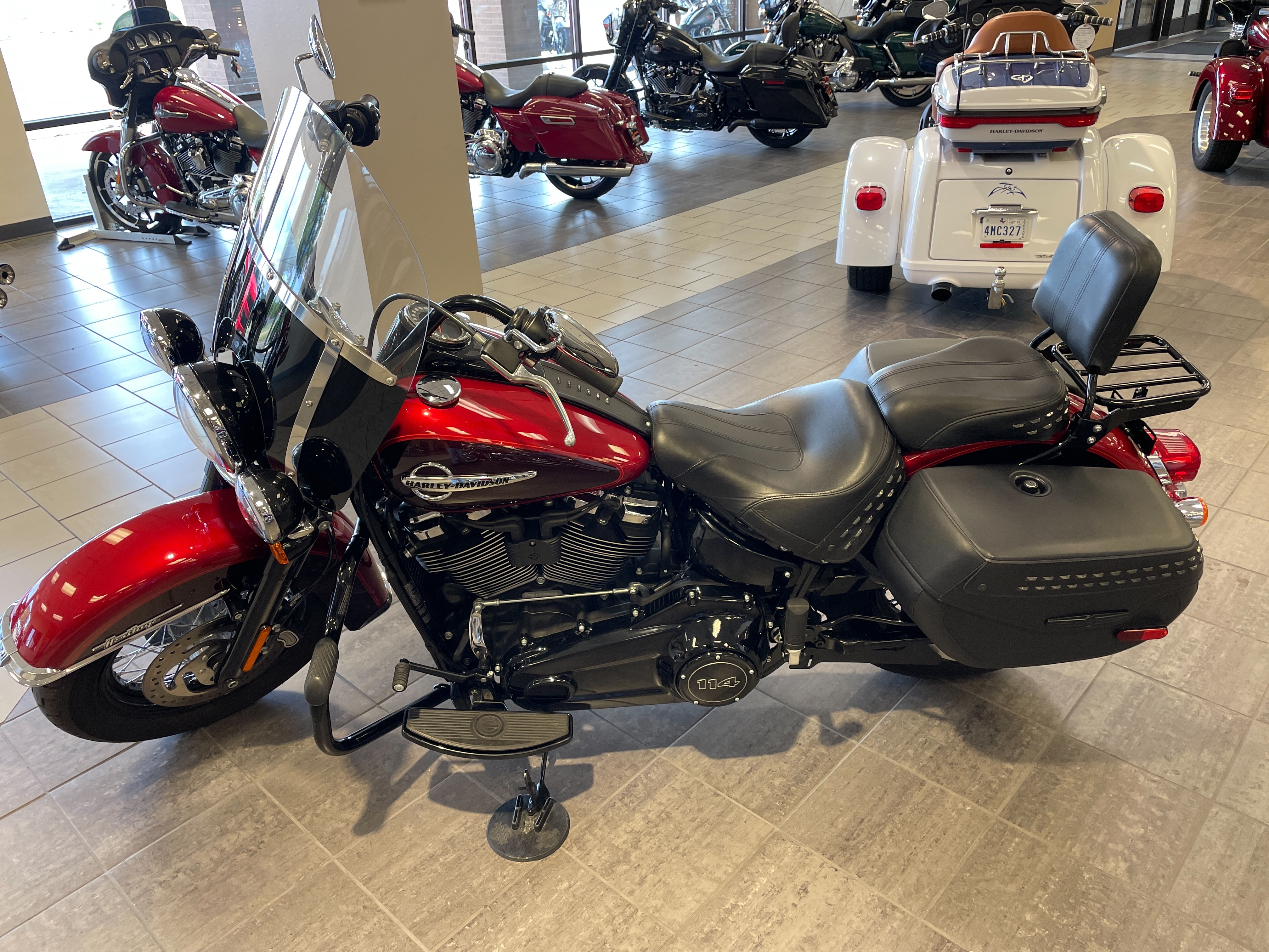 2019 Harley-Davidson Heritage Classic 114 Heritage Classic 114 at Tripp's Harley-Davidson
