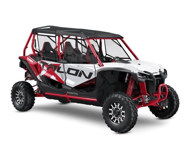 2021 Honda Talon 1000X-4 FOX Live Valve at Friendly Powersports Slidell