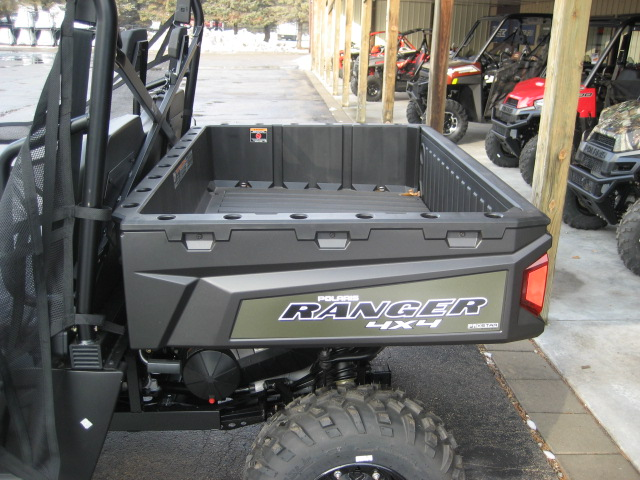 2019 Polaris Ranger 570 FullSize Sage Green at Fort Fremont Marine, Fremont, WI 54940