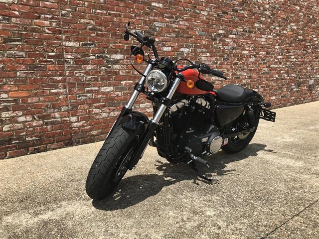 2020 Harley-Davidson Sportster Forty-Eight at Shenandoah Harley-Davidson®