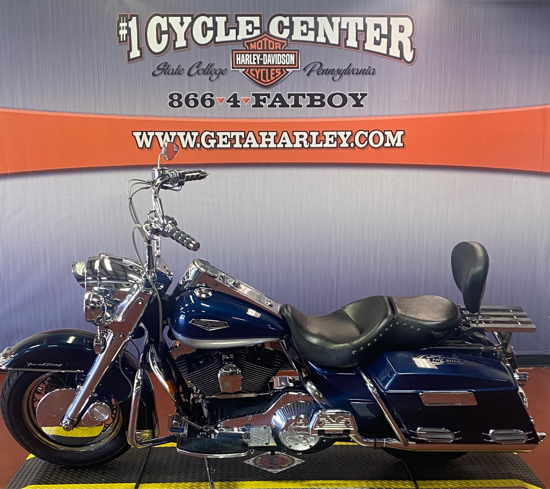 1999 Harley-Davidson FLHRC-I at #1 Cycle Center Harley-Davidson