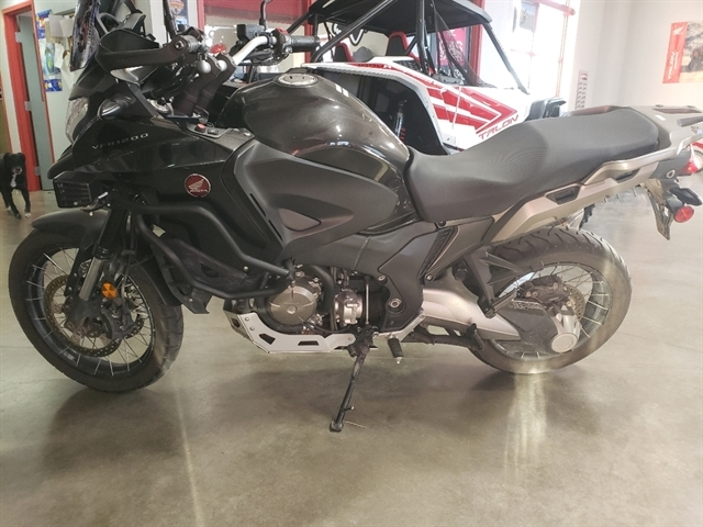 2016 Honda VFR 1200X at Interstate Honda