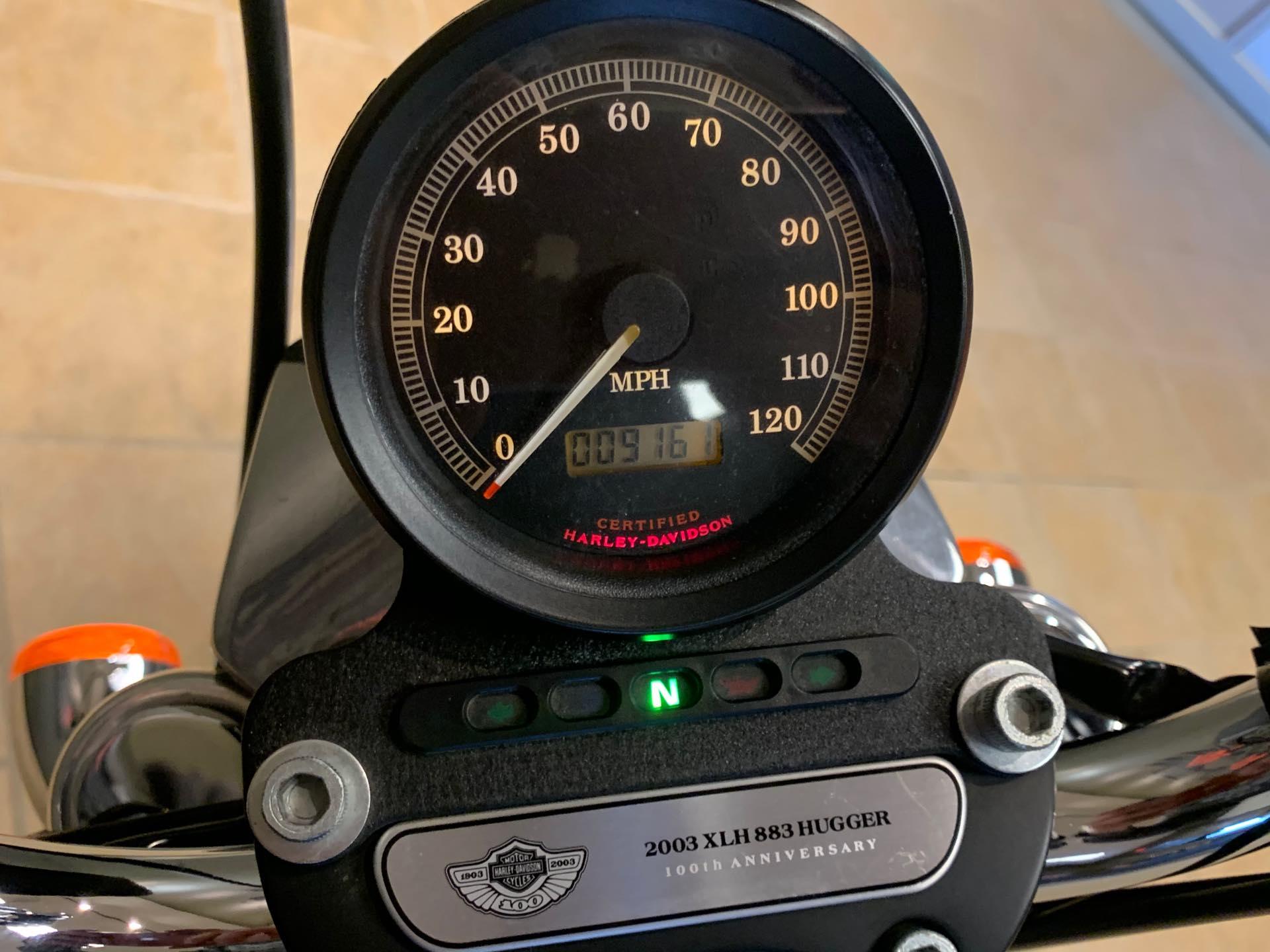 2003 Harley Davidson XL883 at Loess Hills Harley-Davidson