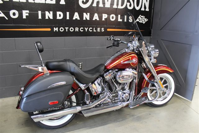 2014 Harley-Davidson CVO Softail Deluxe CVO Deluxe at Harley-Davidson of Indianapolis