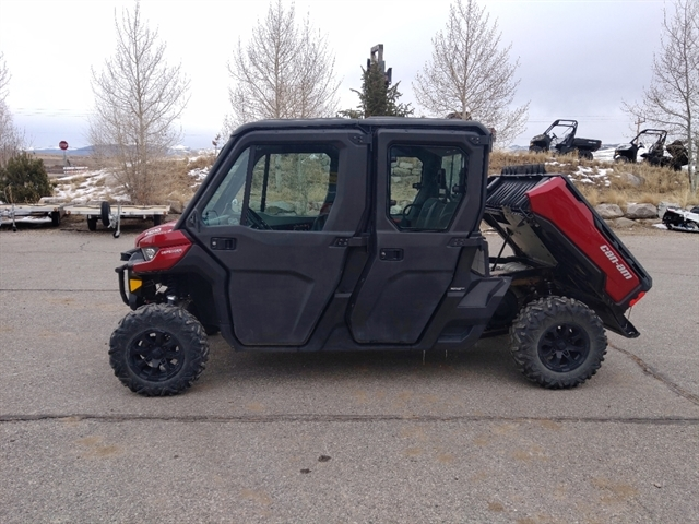 2019 Can-Am Defender MAX XT HD10 Cab at Power World Sports, Granby, CO 80446