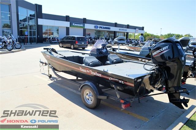 2020 Tracker Boats CLASSIC XL at Shawnee Honda Polaris Kawasaki