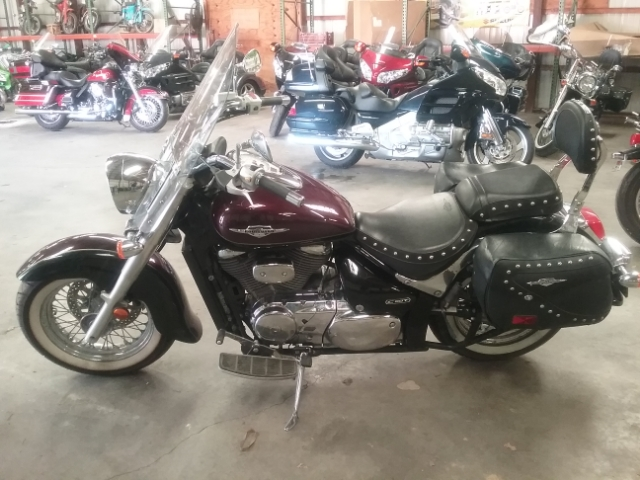 2012 Suzuki Boulevard C50T at Thornton's Motorcycle - Versailles, IN