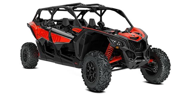 2021 Can-Am Maverick X3 MAX DS TURBO R at ATV Zone, LLC