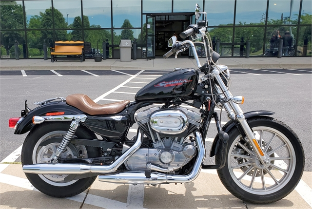 2006 Harley-Davidson Sportster 883 at All American Harley-Davidson, Hughesville, MD 20637