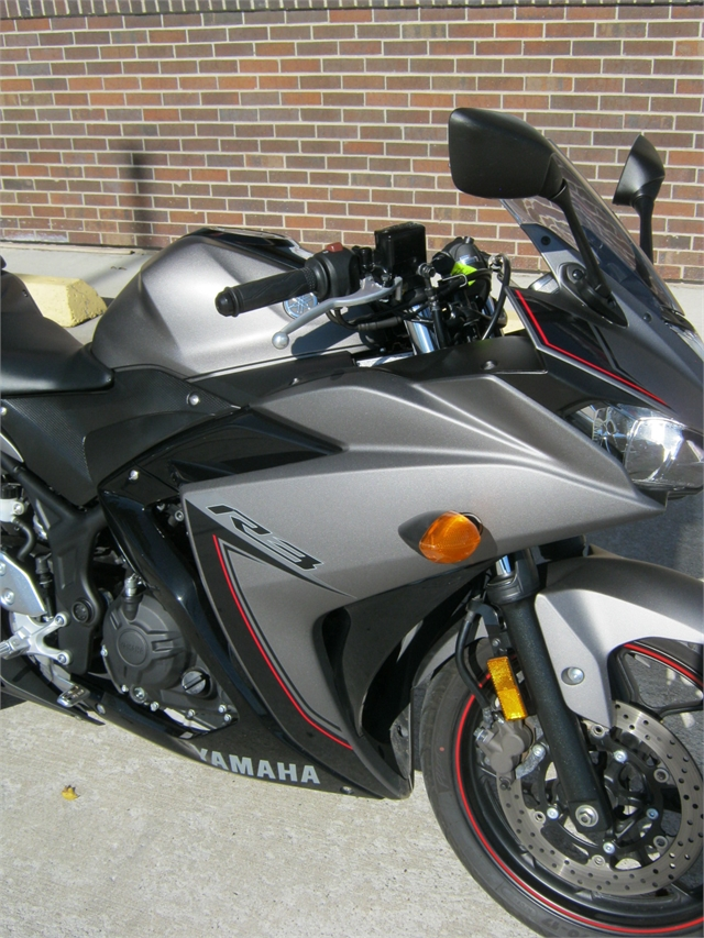 2016 Yamaha R-3 at Brenny's Motorcycle Clinic, Bettendorf, IA 52722