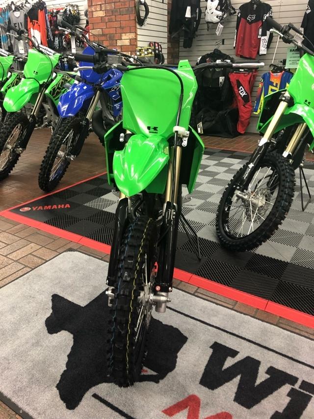 2021 Kawasaki KX 85 at Wild West Motoplex