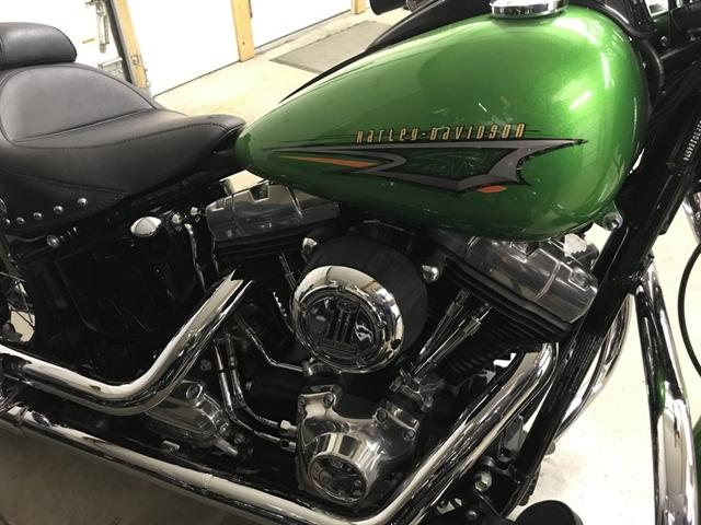 2015 Harley-Davidson Softail Slim at Lentner Cycle Co.