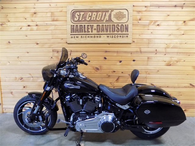 2019 Harley-Davidson Softail Sport Glide at St. Croix Harley-Davidson