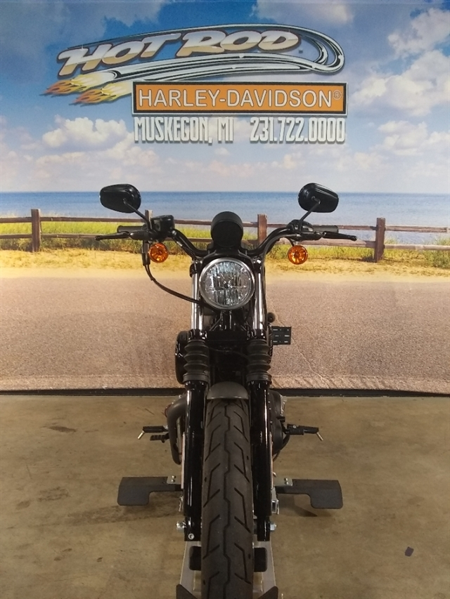 2018 Harley-Davidson Sportster Iron 883 at Hot Rod Harley-Davidson