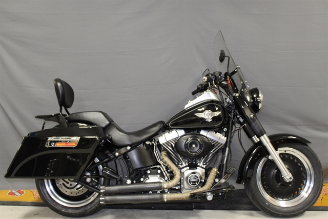 2014 Harley-Davidson Softail Fat Boy Lo at Platte River Harley-Davidson