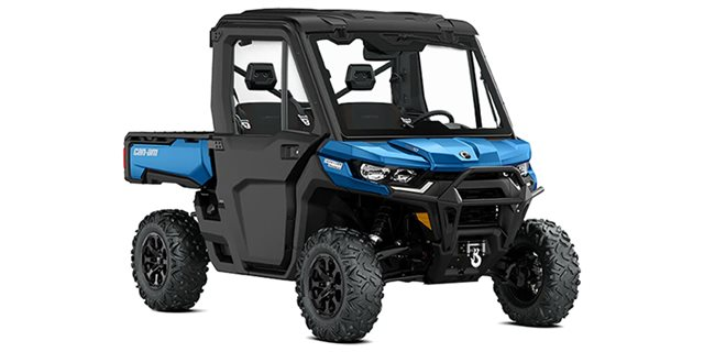 2021 Can-Am Defender Limited HD10 at Power World Sports, Granby, CO 80446