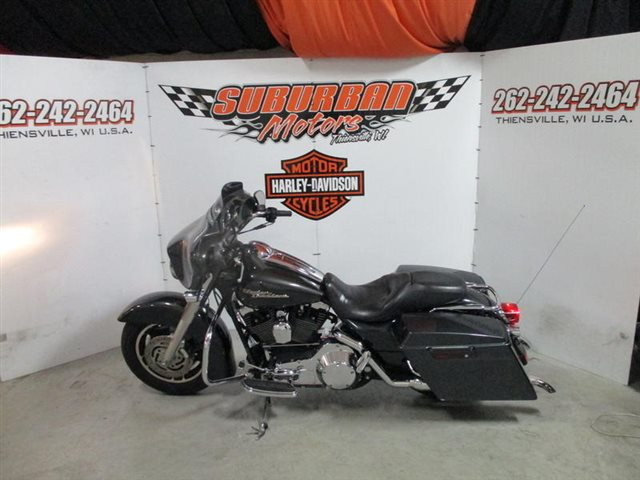2006 HD FLHXI at Suburban Motors Harley-Davidson