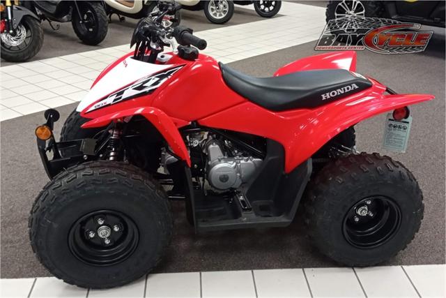 2019 Honda TRX90X 90X at Bay Cycle Sales